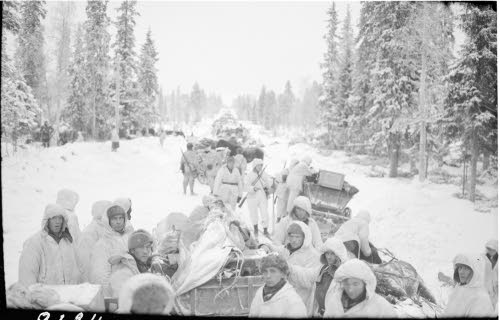 suomussalmi 1940.